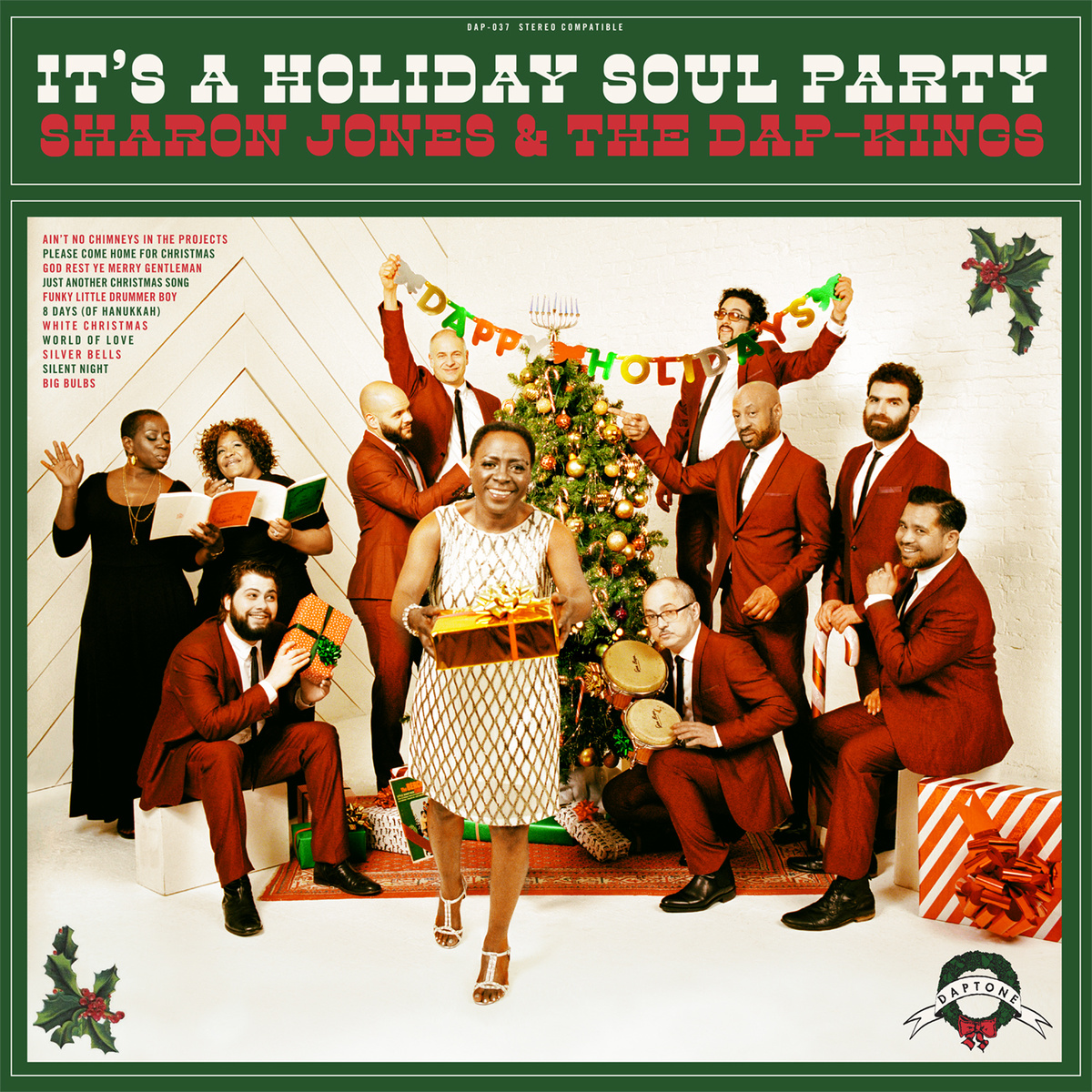 Sharon Jones & The Dap-Kings – It's a Holiday Soul Party