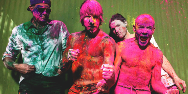 redhotchillipeppers
